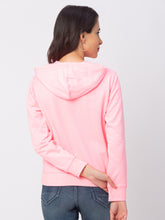 Load image into Gallery viewer, Globus Pink Printed Sweatshirt-3