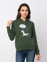 Load image into Gallery viewer, Globus Green Printed Sweatshirt-1