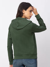 Load image into Gallery viewer, Globus Green Printed Sweatshirt-3