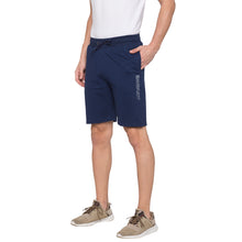 Load image into Gallery viewer, Globus Navy Blue Solid Shorts2