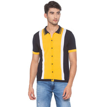 Load image into Gallery viewer, Yellow Solid Shirt-1