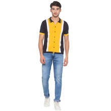 Load image into Gallery viewer, Yellow Solid Shirt-4