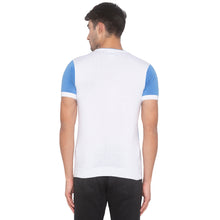 Load image into Gallery viewer, Powder Blue Solid T-Shirt-3