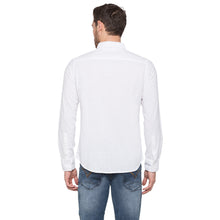 Load image into Gallery viewer, Globus White Solid Shirt3