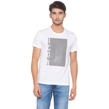 Load image into Gallery viewer, White Printed T-Shirt-1
