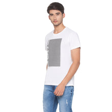Load image into Gallery viewer, White Printed T-Shirt-2