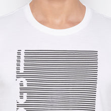 Load image into Gallery viewer, White Printed T-Shirt-5