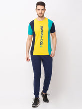 Load image into Gallery viewer, Globus Yellow Printed T-Shirt-5
