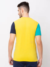 Load image into Gallery viewer, Globus Yellow Printed T-Shirt-3