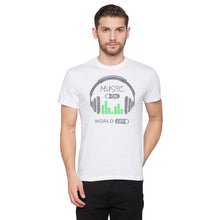 Load image into Gallery viewer, Globus White Graphic T-Shirt1