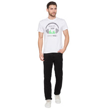 Load image into Gallery viewer, Globus White Graphic T-Shirt4