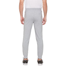 Load image into Gallery viewer, Globus Grey Melange Striped Joggers3