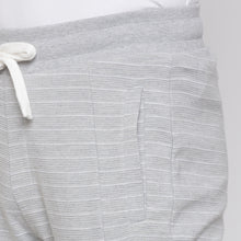 Load image into Gallery viewer, Globus Grey Melange Striped Joggers5