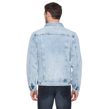 Load image into Gallery viewer, Globus Blue Solid Jacket3