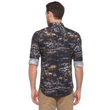 Load image into Gallery viewer, Globus Black Printed Shirt3