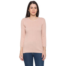 Load image into Gallery viewer, Globus Pink Striped Top1