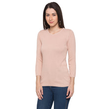Load image into Gallery viewer, Globus Pink Striped Top2