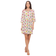 Load image into Gallery viewer, Globus Multi Printed Dress-4