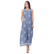 Load image into Gallery viewer, Globus Grey Printed Jumpsuit-4