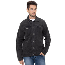 Load image into Gallery viewer, Globus Black Solid Jackets-6