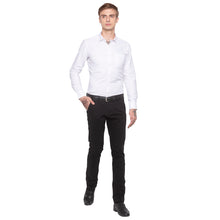 Load image into Gallery viewer, Solid White Casual Shirt-4