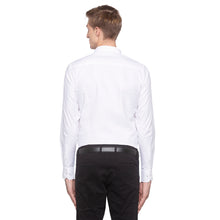 Load image into Gallery viewer, Solid White Casual Shirt-3