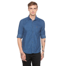 Load image into Gallery viewer, Slim Fit Denim Shirt-1