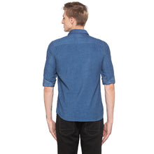 Load image into Gallery viewer, Slim Fit Denim Shirt-3