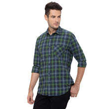 Load image into Gallery viewer, Globus Green Checked Shirt-4