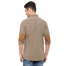Load image into Gallery viewer, Globus Khaki Checked Shirt-3