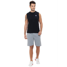 Load image into Gallery viewer, Globus Grey Solid Shorts-2