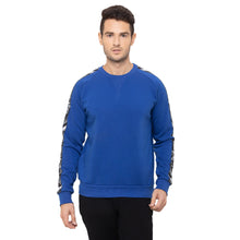 Load image into Gallery viewer, Globus Blue Solid Sweatshirt-1