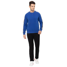 Load image into Gallery viewer, Globus Blue Solid Sweatshirt-2