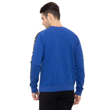 Load image into Gallery viewer, Globus Blue Solid Sweatshirt-3