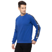 Load image into Gallery viewer, Globus Blue Solid Sweatshirt-4