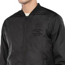 Load image into Gallery viewer, Black Solid Jacket-5
