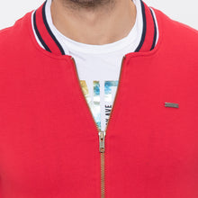 Load image into Gallery viewer, Globus Red Solid Sweatshirt-5