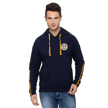 Load image into Gallery viewer, Globus Navy Blue Solid Sweatshirt-1