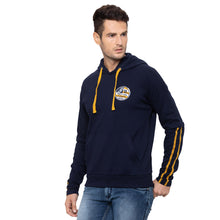 Load image into Gallery viewer, Globus Navy Blue Solid Sweatshirt-4