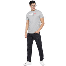 Load image into Gallery viewer, Grey Printed T-Shirt-4