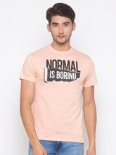 Load image into Gallery viewer, Globus Pink Printed T-Shirt-1