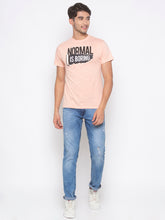Load image into Gallery viewer, Globus Pink Printed T-Shirt-4