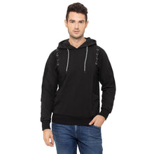 Load image into Gallery viewer, Globus Black Solid Sweatshirt-1