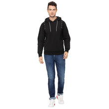 Load image into Gallery viewer, Globus Black Solid Sweatshirt-2