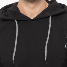 Load image into Gallery viewer, Globus Black Solid Sweatshirt-5