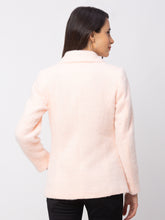 Load image into Gallery viewer, Globus Pink Solid Coat-3
