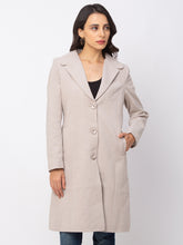 Load image into Gallery viewer, Globus Camel Solid Coat-1