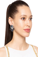 Load image into Gallery viewer, Stone Stud Earrings-3