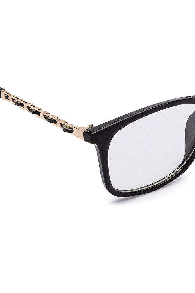 Rectangle Sunglasses-5