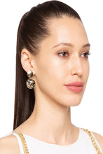 Load image into Gallery viewer, Dangling Stud Earrings-3